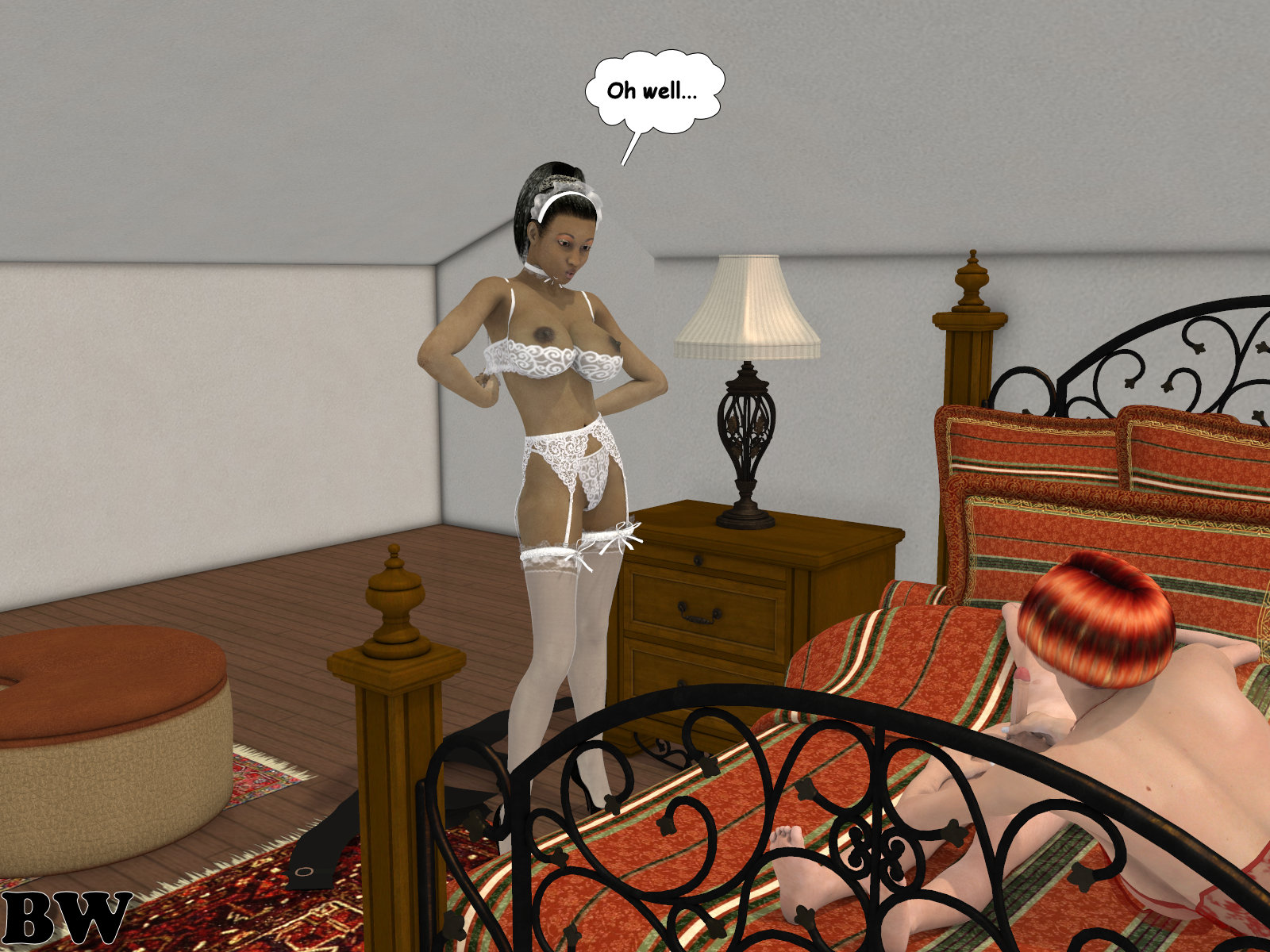3d incest comics where mom and son fuck sexy maid